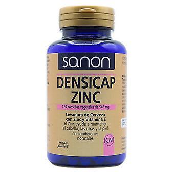 Sanon Densicap Zinc 120 Capsules végétales