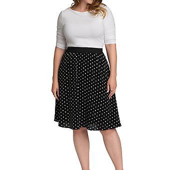 Kiyonna | Boardwalk Bliss Skirt