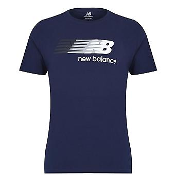 Uusi Balance Logo T-paita Miesten