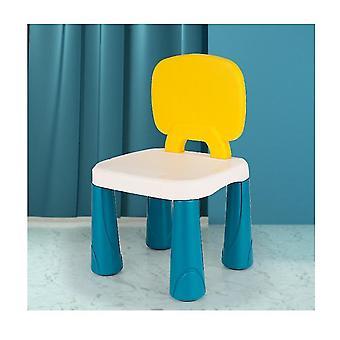 שולחן פעילות שולחן ילדים סט כיסא כולל אבני בניין גדולות לילדים