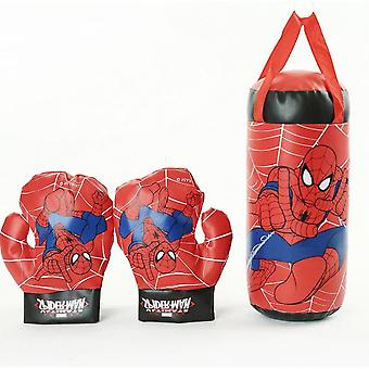 Avengers Handschuhe Spielzeug Kinder's Spiderman Mini Boxen Handschuh Professional Style Youth Punch