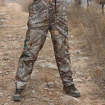 الصيد السراويل التكتيكية العسكرية التكتيكية السراويل بيونيكس لعبة حربية ghillie دعوى بنطلون طويل