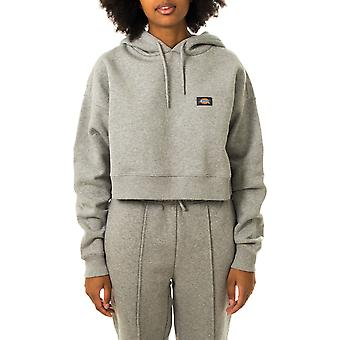 Sudadera mujer dickies oakport cropped w dk0a4xjtgym