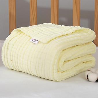 Μωρό κουβέρτα Swaddle Muslin νεογέννητο περιτύλιγμα για τα παιδιά παιδιά κλινοσκεπάσματα