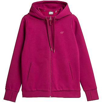 4F BLD353 NOSH4BLD353CIEMNYR universal året runt kvinnliga tröjor