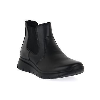 Enval soft katia black shoes