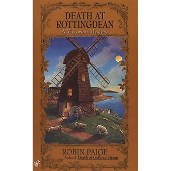 Death at Rottingdean by Robin Paige