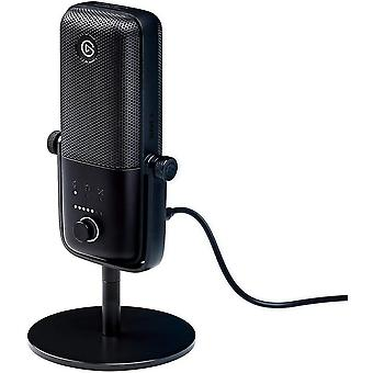 Microphones wave:3 - usb condenser microphone and digital mixer for streaming  recording  podcasting -