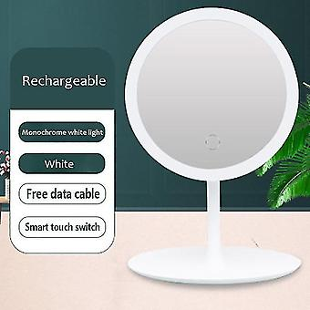 5 volte lente d'ingrandimento multifunzione makeup mirror led touch luminoso makeup table mirror