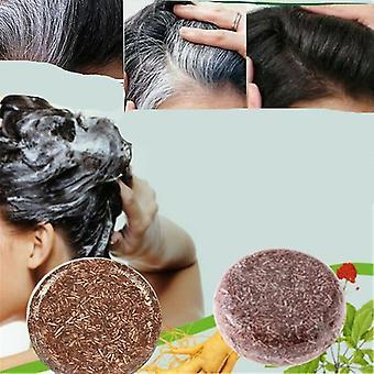שמפו צבע שיער סבון אורגני טבעי (1pcs)