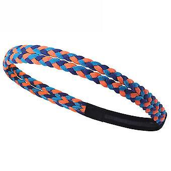 Braided Yoga Fitness Hair Band Fast Dry Lightweight Sweatband