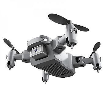 Faltbare Mini-Drohnen Quadcopter mit Hd Dual-Kamera