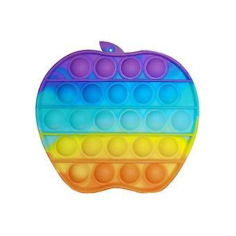 Apple-formet Fidget-leketøy