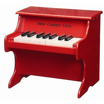 Piano rouge New Classic Toys 29 x 28 x 25 cm