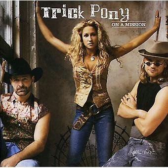Trick Pony - On a Mission [CD] USA import