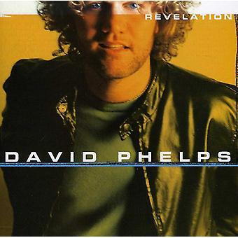 David Phelps - Revelation [CD] USA import