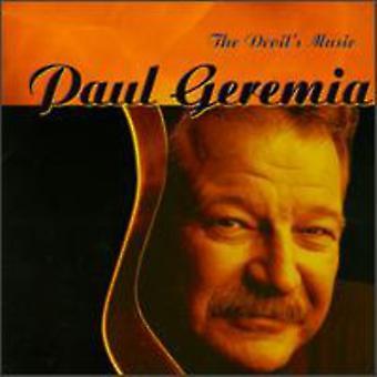 Paul Geremia - Devil's Music [CD] USA import