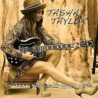 Tasha Taylor - Honey for the Biscuit [CD] USA import