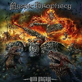 Mystic Prophecy - War Brigade [CD] USA import
