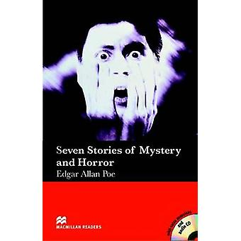 Macmillan Readers Seven Stories of Mystery and Horror Elementary Pack by Edgar Allan Poe & Retold by Stephen Colbourn