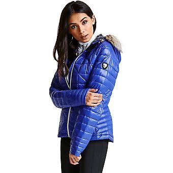Dare 2b Womens/Ladies Endow II Water Repellent Synthetic Down Jacket
