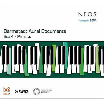 Various Artist - Darmstadt Aural Documents - Box 4 [CD] USA import