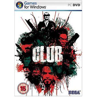 The Club (PC DVD) - Wie neu