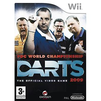 PDC World Championship Darts 2009 (Wii) - New