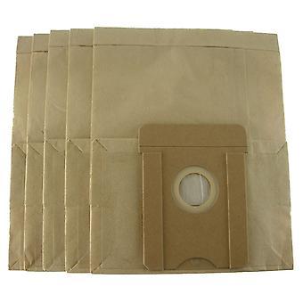 Sacchetti di polvere AEG Vampyr 731i aspirapolvere carta