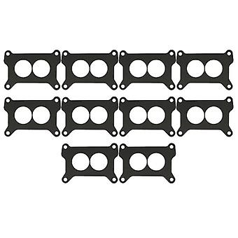 Allstar ALL87204-10 4412 Type Series Two Hole Center Carburetor Base Gasket, (Pack of 10)
