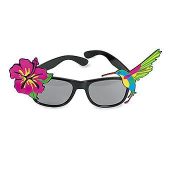 Briller Hawaii Beach sommer Luau tilbehør joke artikel