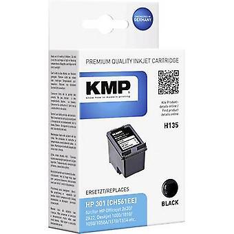 استبدال الحبر تتمتع الشركة بميزة HP 301 متوافق مع الأسود H135 1719,4801