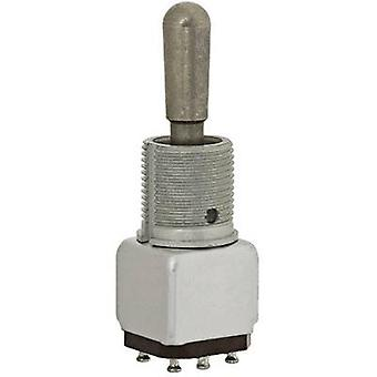 Honeywell AIDC 12TW1-1 Toggle switch 125 V AC 5 A 2 x On/Off/On latch/0/latch 1 pc(s)
