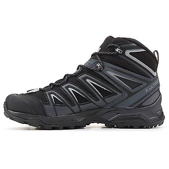 Salomon X Ultra 3 Wide Mid Gtx 401293 trekking  men shoes