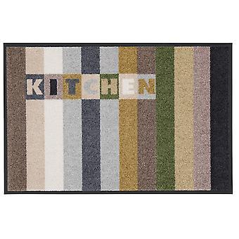 Salón León mat 50 x 75 cm cocina alfombra cocina