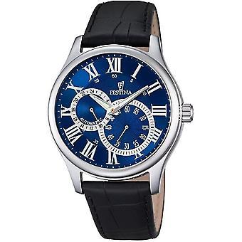 Festina גברים של שעון אוטומטי F6848-2