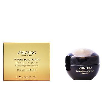 Shiseido toekomst oplossing Lx nacht crème 50 Ml voor vrouwen