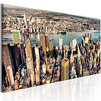 Quadro - Panorama of New York