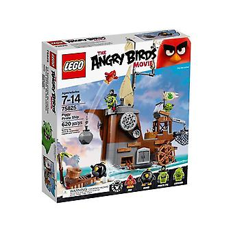 LEGO 75825 Piggy Piratenschip