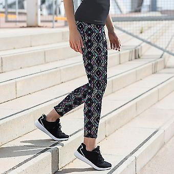 Skinnifit Womens/Ladies Reversible Work-Out Leggings