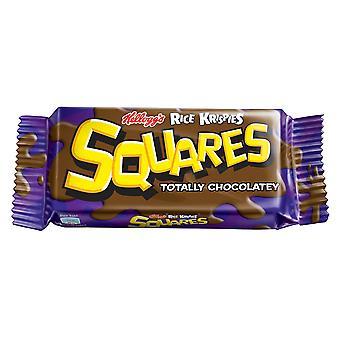 Kelloggs riso Krispies piazze cioccolato