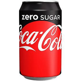 Lattine di Coca Cola Coke Zero