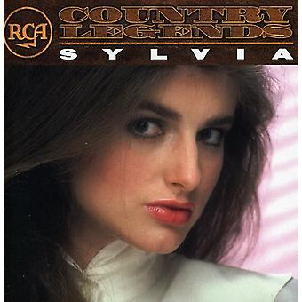 Sylvia - Rca Country Legends [CD] USA import