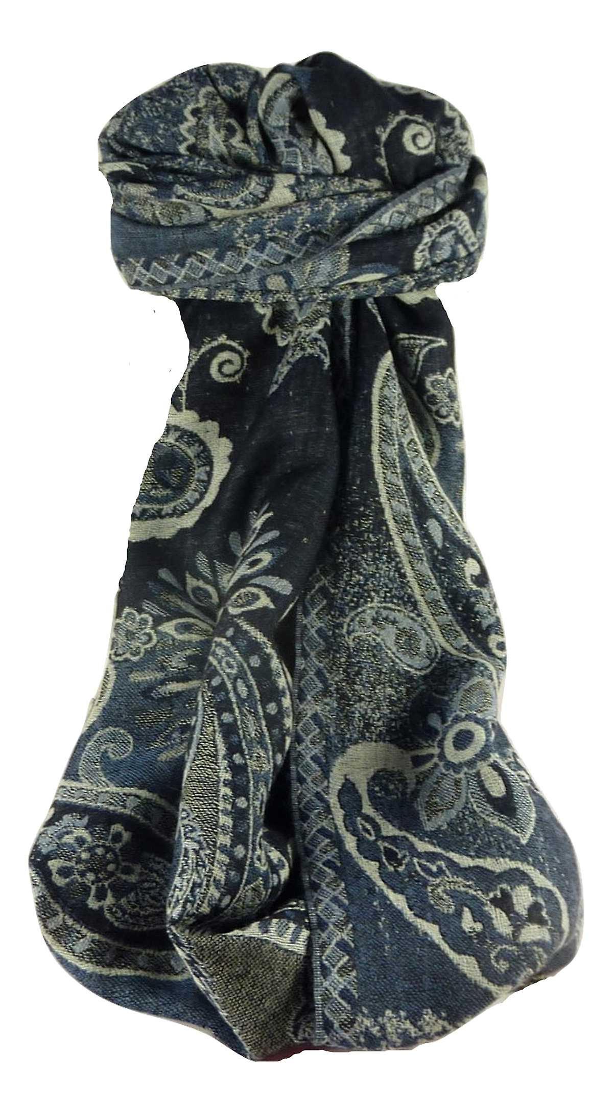 Mens Muffler Scarf 8969 Fine Pashmina Wool by Pashmina & Silk