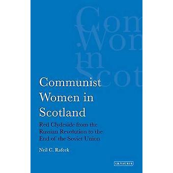 Communistische vrouwen in Schotland - rode Clydeside van de Russische Revolutio