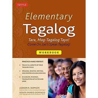 Elementare Tagalog Arbeitsmappe - Tara - Mag-Tagalog Tayo! Komm - lass uns