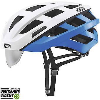 Abus in Vizz ascent bike helmet / / blue comb