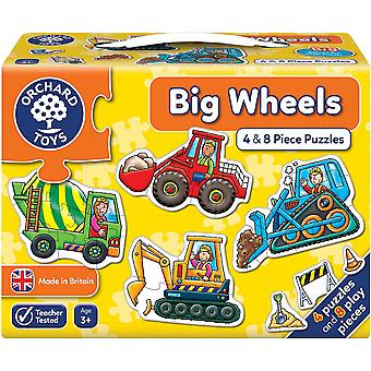 Orchard Toys Big Wheels