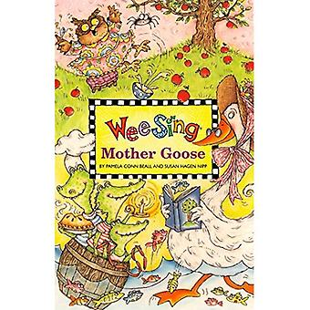 Wee Sing Mother Goose with CD (Audio) (Wee Sing)