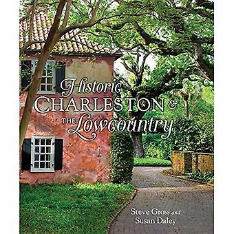 Historiska Charleston och i Lowcountry